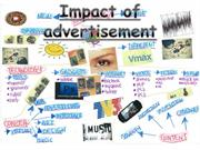 IMPACT OF ADVERTISEMENT