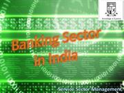 Banking Sector Final PPT file 2003