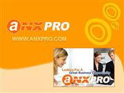 ANXPRO MARKETING PLAN