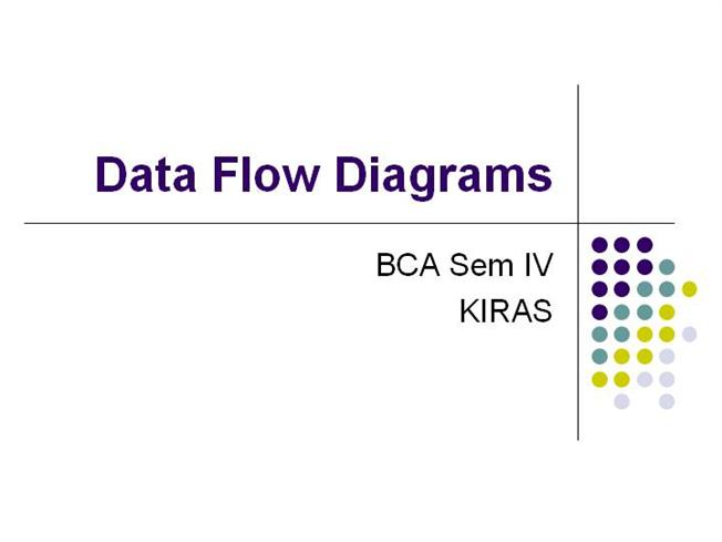 Data flow diagram authorstream ccuart Images