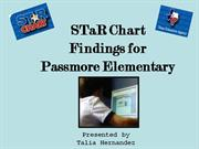 star chart findings for passmore elementary