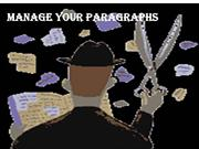 Manage Your Paragraphs