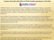 london choice(r) adds prince of wales london apartments to portfolio