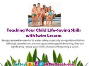 Teaching Your Child Life-Saving Skills with Swim Lessons