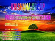 KRISHNA GROUP PRESENTATION