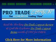 pro trade copycat review - killer $997 bonus