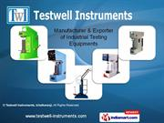 Universal Testing Machines Maharashtra India