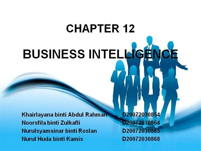 business intelligence |authorstream, Modern powerpoint