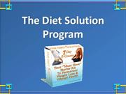 Best Diet Solution Program
