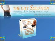 Diet Solution Program - The Answer to Your Diet Problem