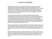 photo recovery software-media recovery-image recovery-photo recovery: