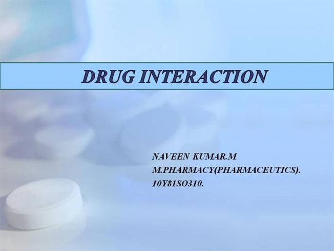 drug interaction |authorstream, Skeleton