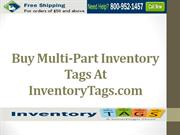 buy multi-part inventory tags at inventorytags.com