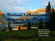Outdoor Adventure - Tourism in Albania