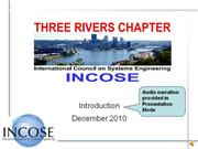 three rivers incose chapter