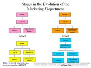 Marketing Department business model
