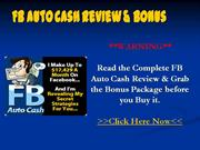 fb auto cash review - exclusive $997 bonus