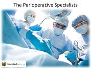 The Perioperative Specialists