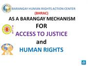 BHRAC-as-Brgy-Mechanism-for-Access-to-Justice-Hr