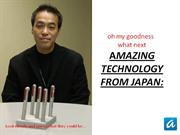 Tecnology from Japan