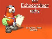 Trans Esophageal Echocardiography ppt
