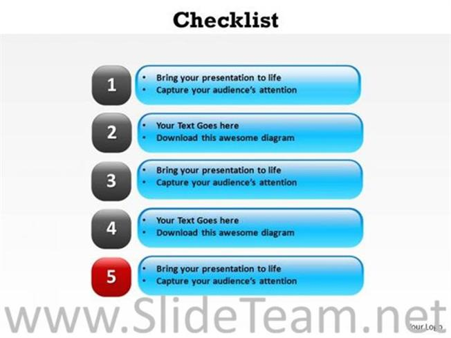 Comparison Chart For Project Planning PowerPoint Diagram