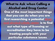 Alcohol Rehab Centers Articles