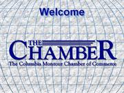 Welcome to the Chamber of Commerce
