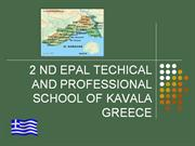 presentation school greece