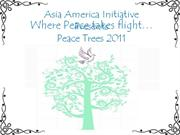 aai peace trees program 2011