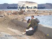 Gender Roles and Disaster