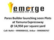 Plots at Yamuna Expressway by Paras buildtech