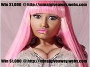 Minaj Give Away