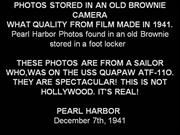 Pearl Harbor Attack Photos