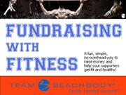 fundraising with fitness