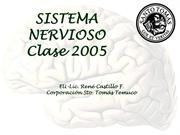 INTRODUCCION SISTEMA NERVIOSO 2005
