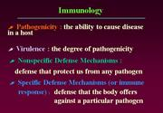 Principle of immunology by Prof. S. A. Polshettiwar