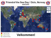 Friend of the Sea Presentation FOS Day