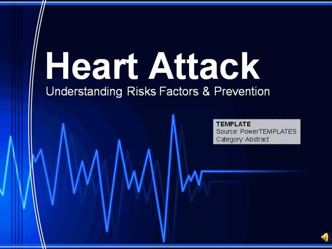 Heart attack animated template authorstream toneelgroepblik Image collections