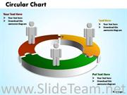 Circle Network PowerPoint Design