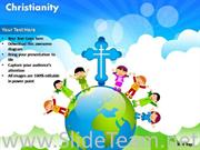 Global Christianity PPT Chart