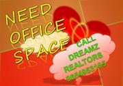 COMMERCIAL OFFICE SPACE IN NOIDA, GREATER NOIDA, CALL 9654953105