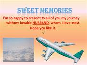 My journey with my husband