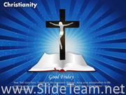 Christianity Theme PPT Background