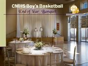 Boy's Basketball Invitation1