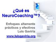 Que es NeuroCoaching?