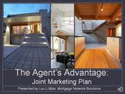 agent advantage joint marketing system