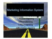 marketig information system