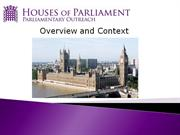 The Legislative Process and its stages - Naomi Kent