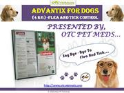 Advantix for Dogs 4 Kg